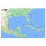 C-MAP M-NA-Y204-MS Gulf of Mexico to Bahamas REVEAL Coastal Chart