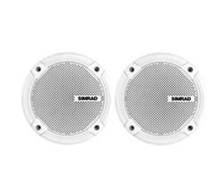 Simrad AIS and Weather and Audio simrad 6 5 2 way marine speakers