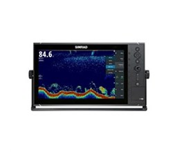 Simrad NSS Series simrad s2016 16in with broadband sounder module and chirp technology
