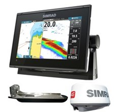 Simrad Fathers Day Sale simrad go9 xse 4g radar bundle