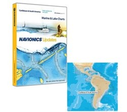 Simrad Cartography navionics updates caribbean and south america msd format