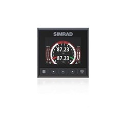 Simrad Instruments simrad is42j digital gauge for j1939 diesel engines